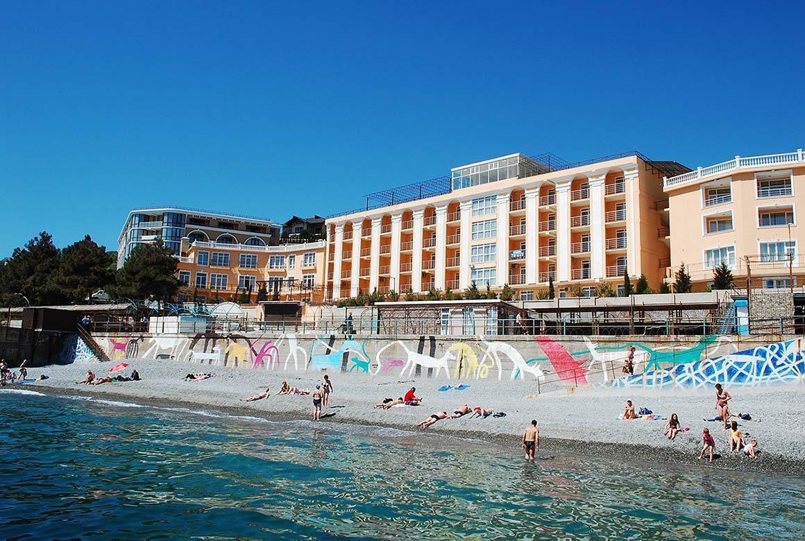 Пляжи Ялты. Описание и фото лучших пляжей Ялты